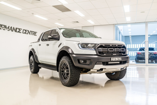 2018 MY19.00 Ford Ranger Utility Image 47