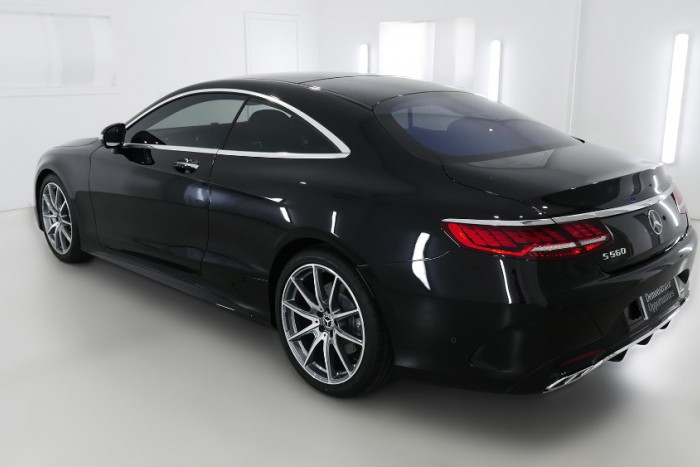 2018 Mercedes-Benz S Class S560 Coupe