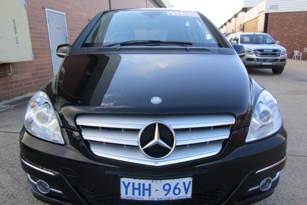 2010 MY11 Mercedes-Benz B-class W245  B200 Turbo Hatch Image 3