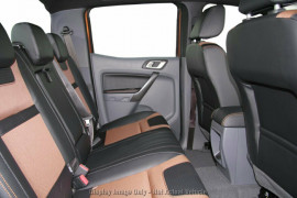 2018 Ford Ranger PX MkII 4x4 Wildtrak Double Cab Pickup 3.2L Utility