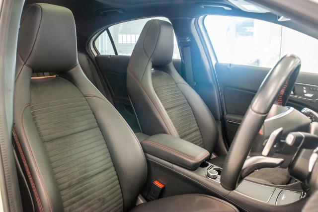 2017 MY08 Mercedes-Benz A-class Hatchback Image 21