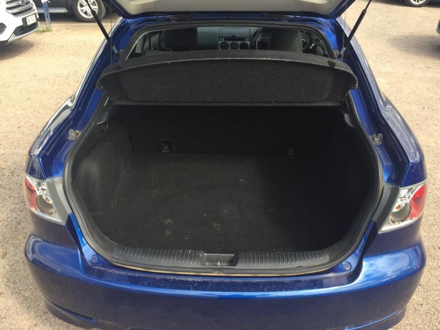 2003 Mazda 6 GG Series 1 Luxury Sports Hatchback