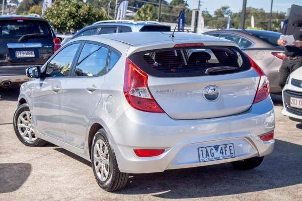 2013 Hyundai Accent RB2 Active Hatchback