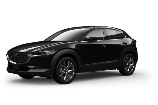 2020 Mazda CX-30 DM Series G25 Astina Wagon
