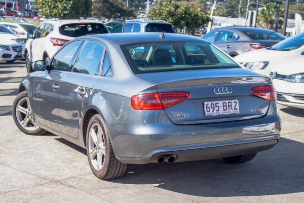 2013 Audi A4 B8 (8K) MY13 2.0 TDI Sedan Image 2