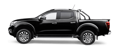 NAVARA ST-X DUAL CAB 4WD MANUAL (LEATHER WITH SUNROOF)