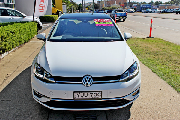 2019 MY19.5 Volkswagen Golf 7.5  110TSI 110TSI - Highline Hatchback