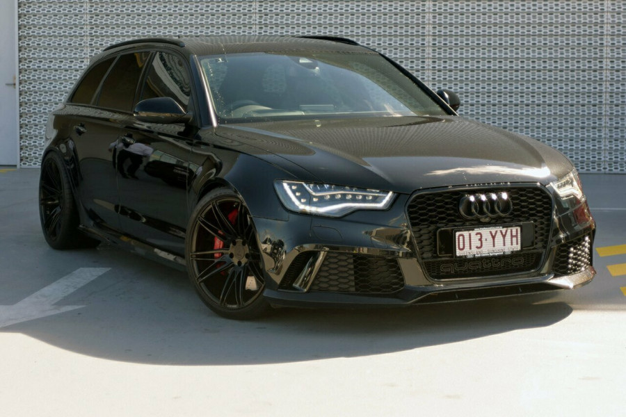 2014 Audi Rs6 4G A Wagon