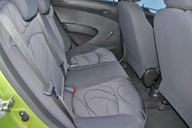 2011 Holden Barina Spark MJ  CD Hatchback Mobile Image 10