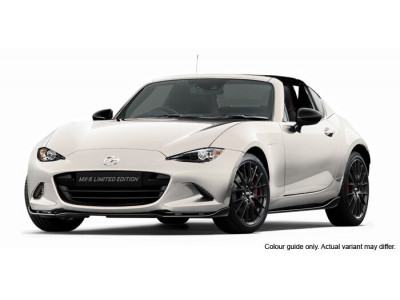 Mazda MX-5 Limited Edition ND
