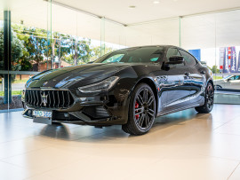 Maserati Ghibli Auto Gh