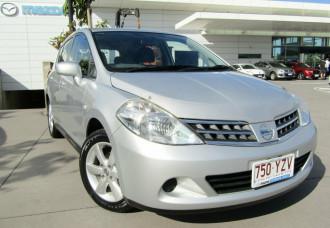 Nissan Tiida ST C11 S4