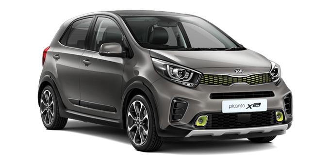 2020 Kia Picanto JA X-Line Hatchback