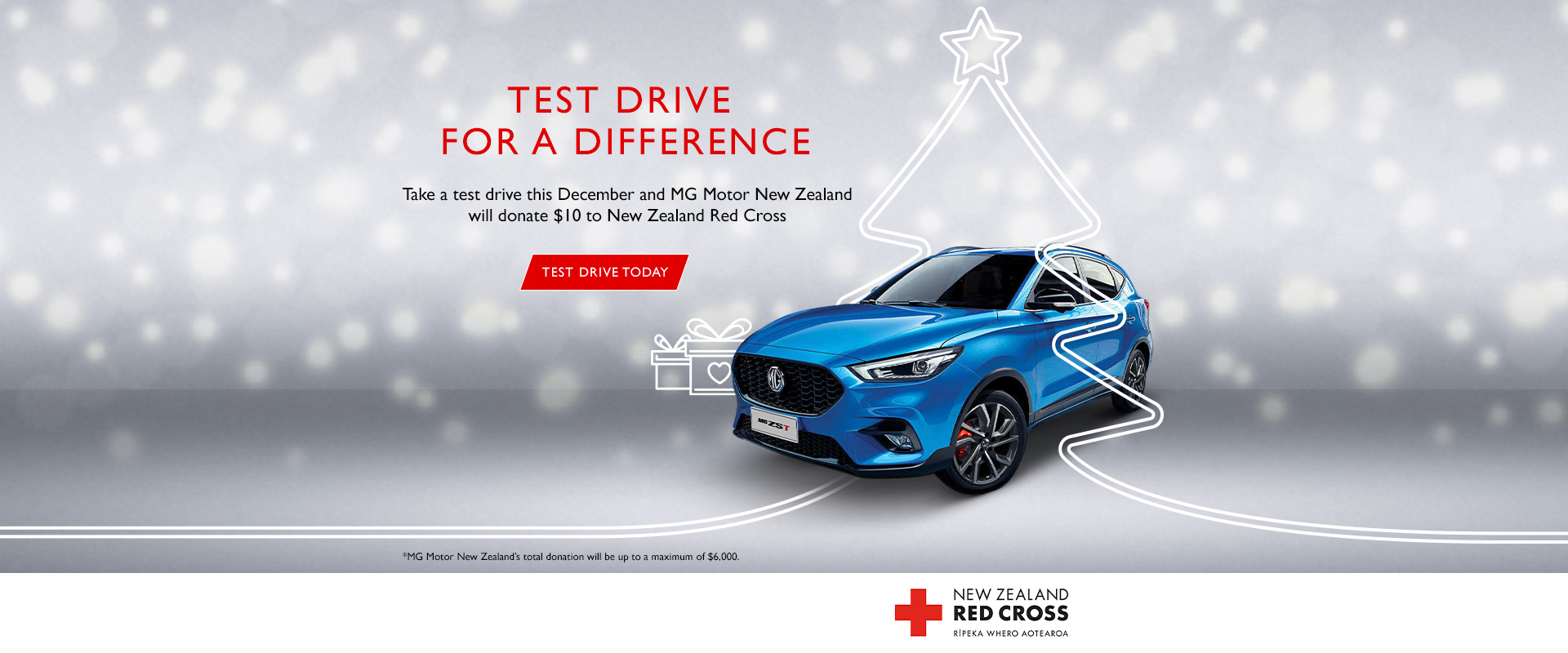Test Drive for a Difference