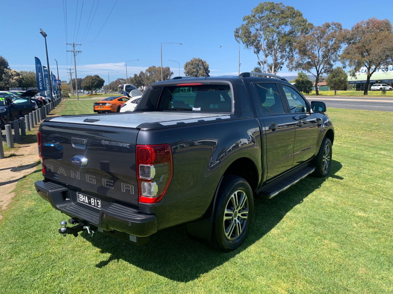 2019 MY19.75 Ford Ranger PX MkIII 4x4 Wildtrak Double Cab Pick-up Utility Image 8