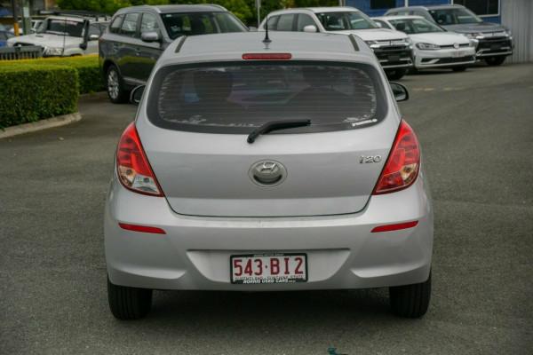 2013 Hyundai i20 PB MY13 Active Hatchback Image 4