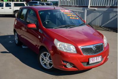 2011 Holden Barina TK Hatchback Image 2