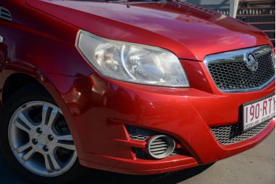 2011 Holden Barina TK Hatchback Image 3