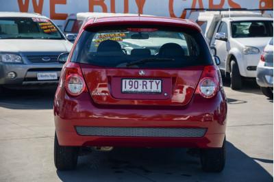 2011 Holden Barina TK Hatchback Image 4