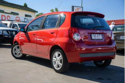 2011 Holden Barina TK Hatchback Image 5