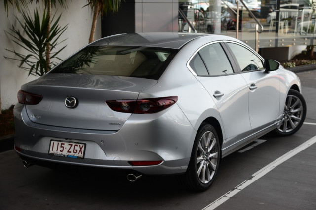 2019 Mazda 3 BP G20 Evolve Sedan Sedan Image 3