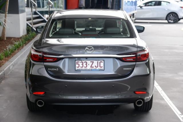 2019 MYil Mazda 6 GL Series GT Sedan Sedan Image 5