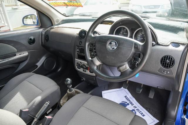 2006 Holden Barina TK Hatchback Image 7