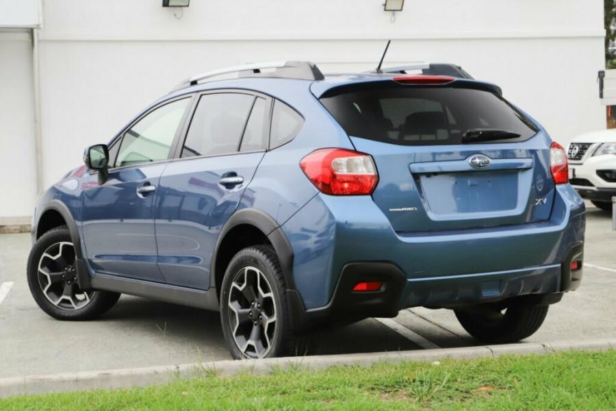 2014 Subaru XV G4X MY14 2.0i-S Lineartronic AWD Suv