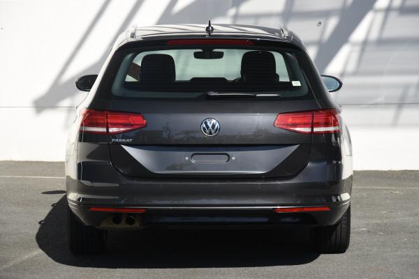 2018 Volkswagen Passat 3C (B8) 132TSI Wagon Image 4