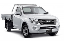 Isuzu UTE D-MAX SX Single Cab Chassis Low-Ride 4x2  IO