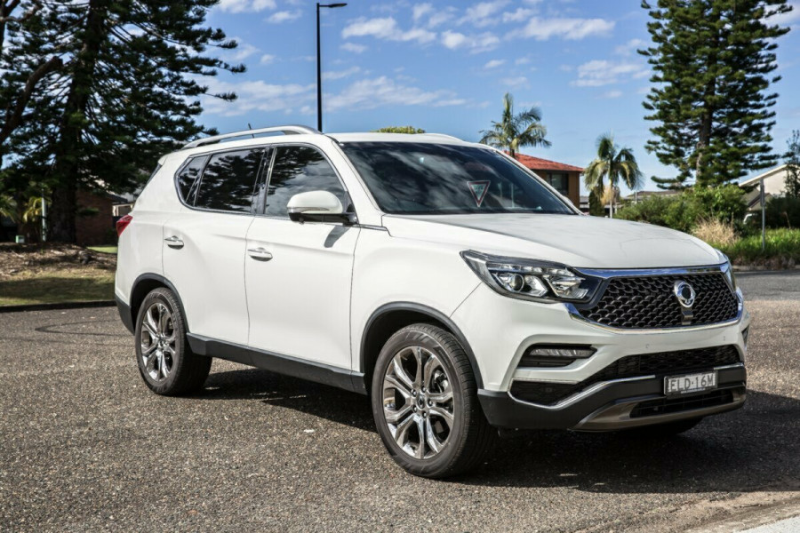 2020 SsangYong Rexton Y400  Ultimate Suv