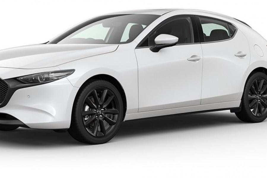 2021 Mazda 3 G25 Astina Hatch