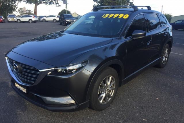 2016 Mazda CX-9 TC40PYTGA10 CX9GAW5T4 Awd