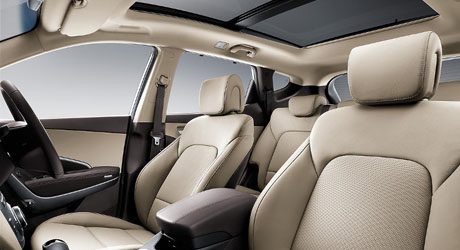 Santa Fe Stylishly spacious.