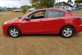 2011 Mazda 3 BL Sedan Sedan