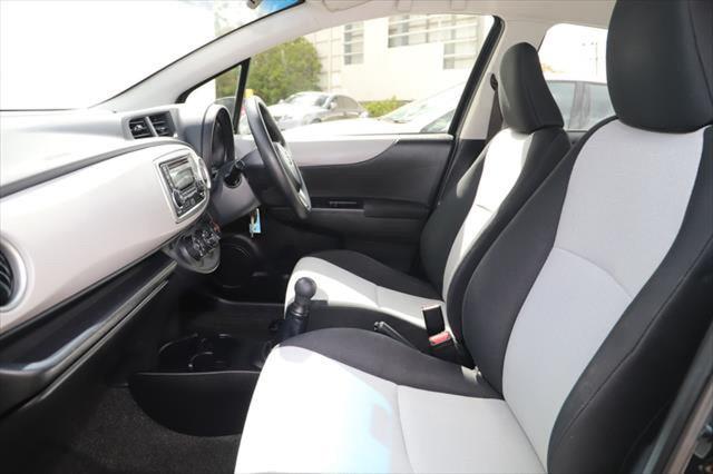 2014 Toyota Yaris NCP130R YR Hatchback Image 8