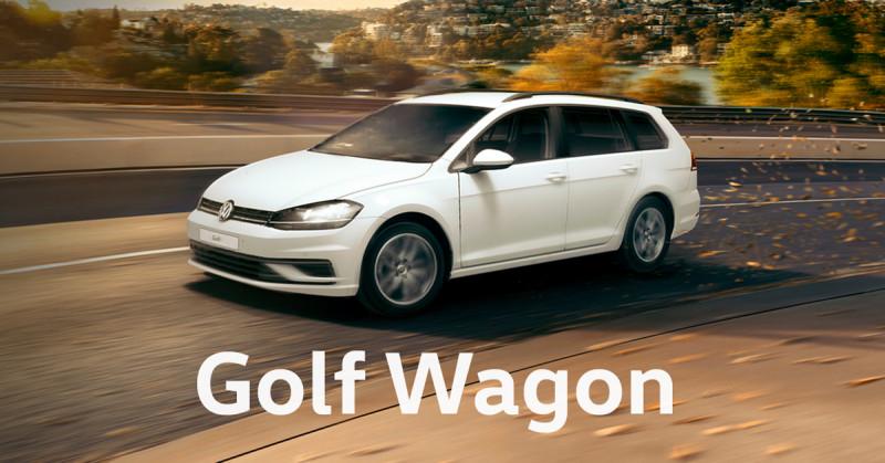 Golf Wagon 110TSI Trendline