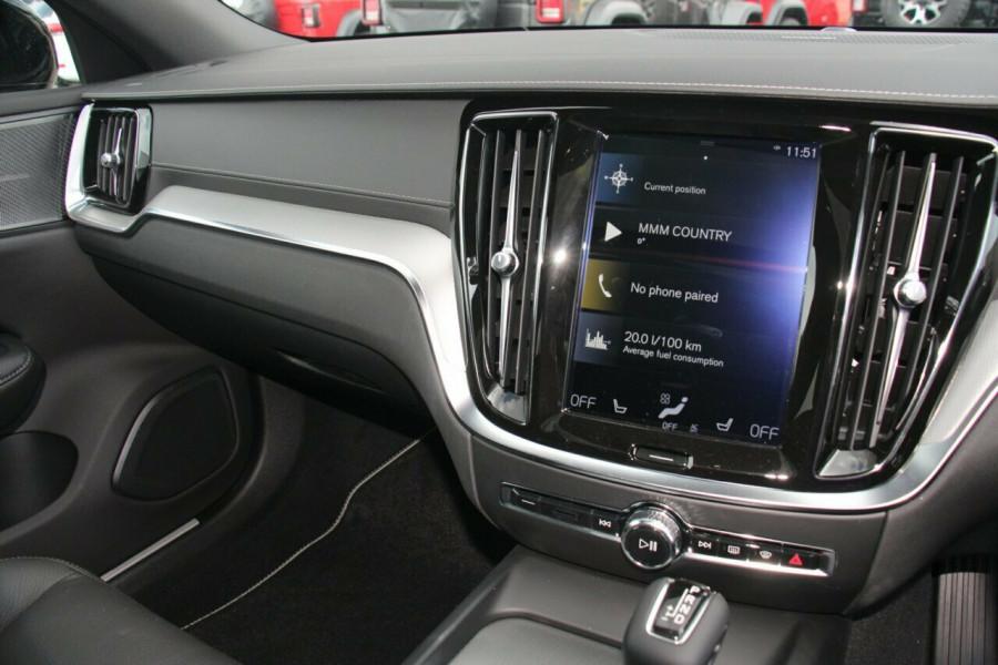 2019 MY20 Volvo V60 F-Series T5 R-Design Wagon Image 11