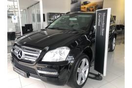 2012 MY11 Mercedes-Benz Gl-class X164 MY11 GL450 CDI Wagon Image 3