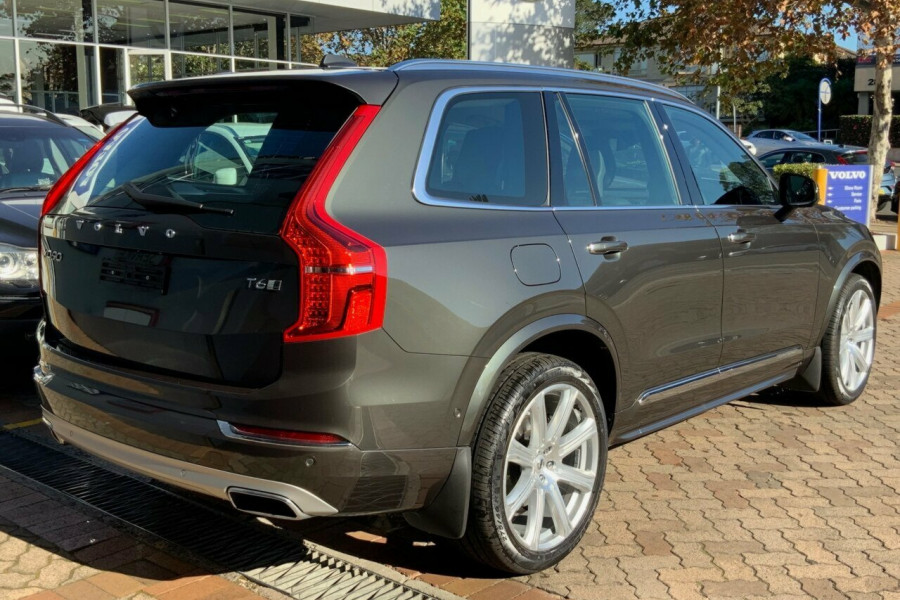 2018 Volvo XC90 L Series T6 Inscription (AWD) Suv Mobile Image 4