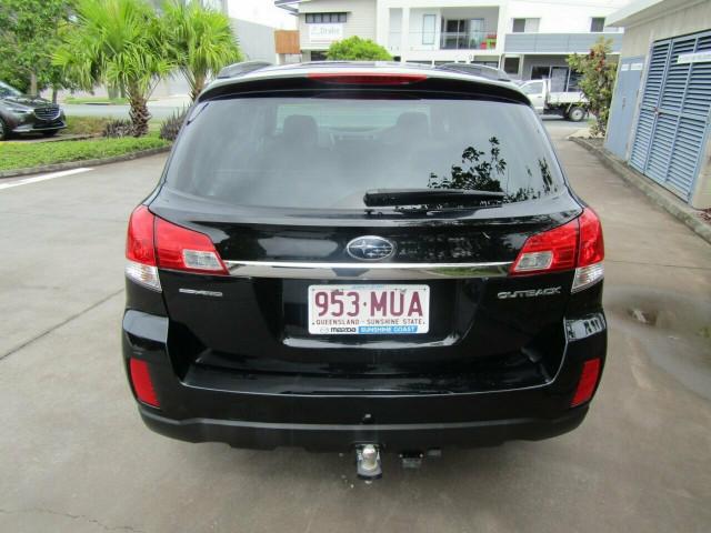 2009 Subaru Outback B4A MY09 Premium Pack AWD Suv Mobile Image 6