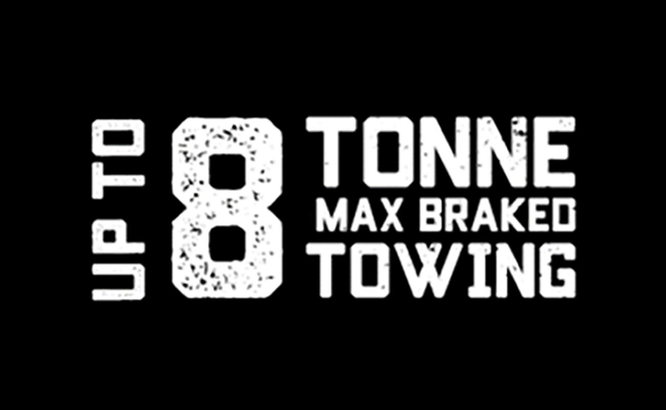 2500 Laramie Crew Cab EXCLUSIVE UP TO 8 TONNE MAX BRAKED TOWING