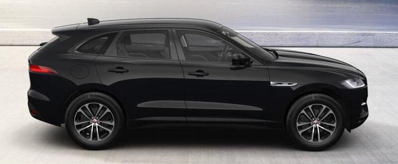 2019 MY20 Jaguar F-PACE X761 R-Sport Suv