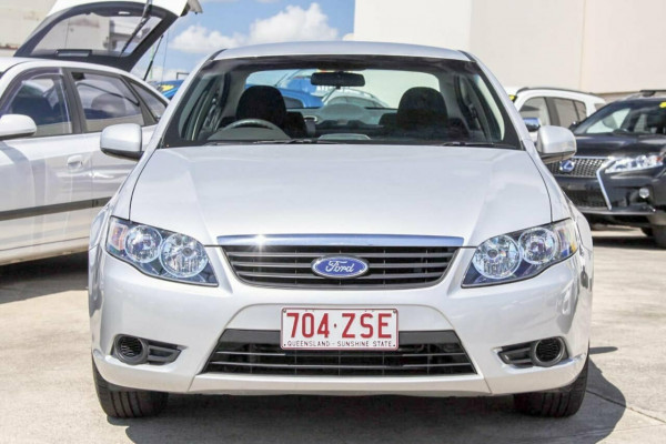 2010 Ford Falcon FG XT Sedan