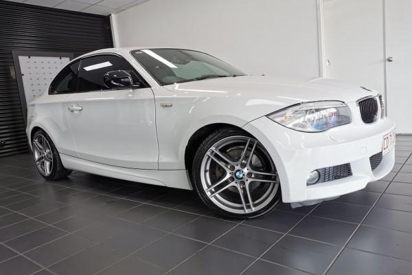 BMW 1 Series 125i E82 LCI