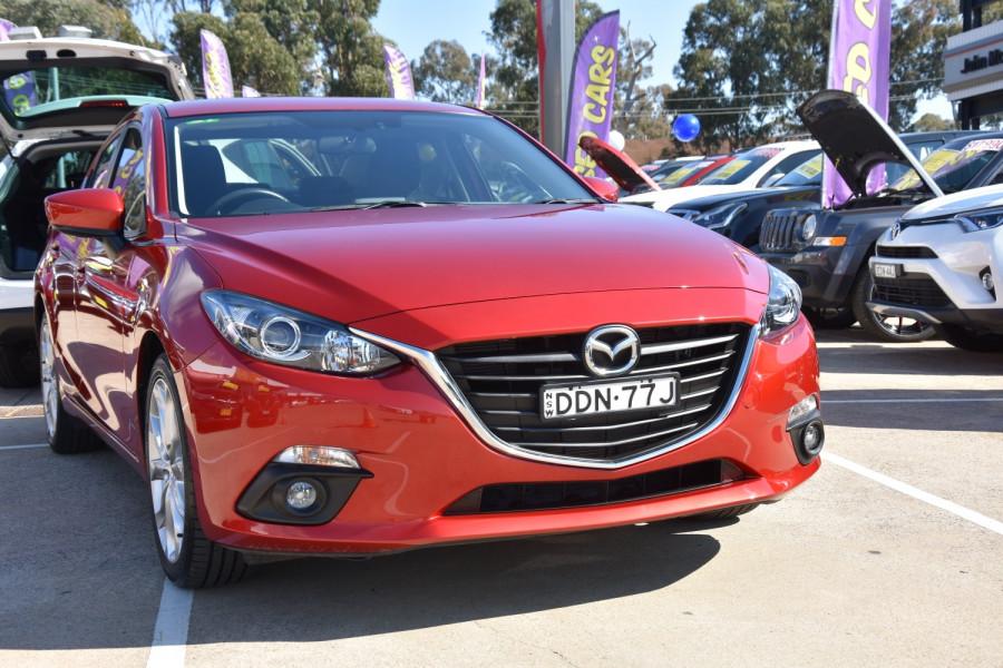 2016 Mazda 3 BM Series SP25 Sedan Sedan Image 14