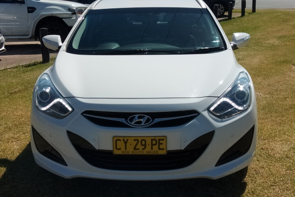 2013 Hyundai I40 VF2 ACTIVE Wagon