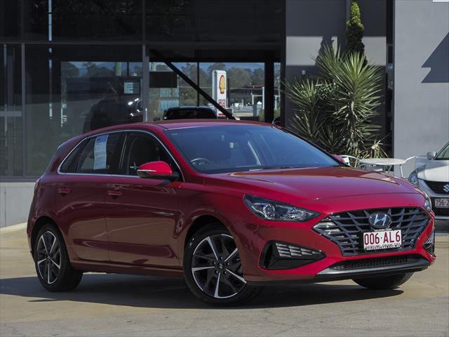 2020 Hyundai I30 PD.V4 MY21 Active Hatchback Image 1