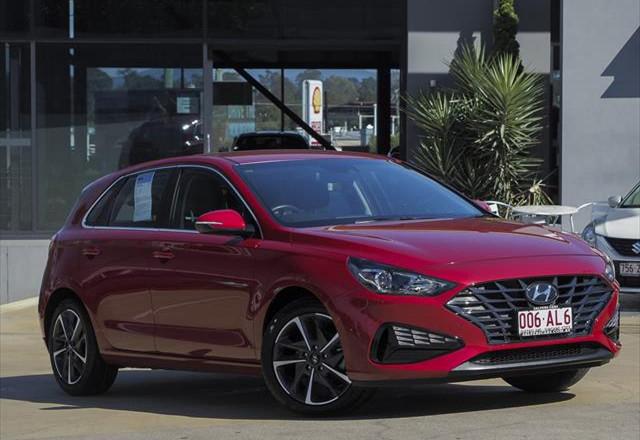 2020 Hyundai I30 PD.V4 MY21 Active Hatchback