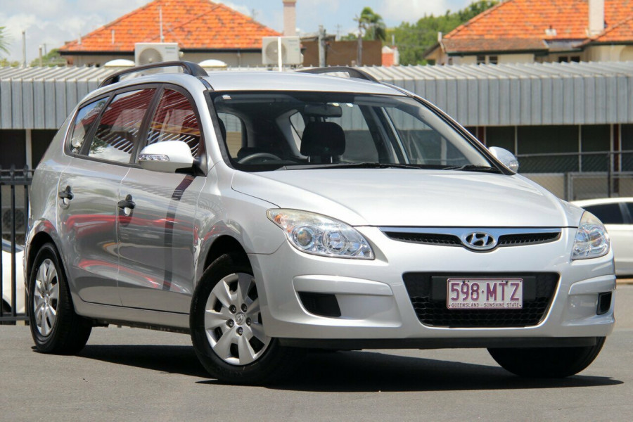 2009 Hyundai i30 FD MY09 SX cw Wagon Wagon
